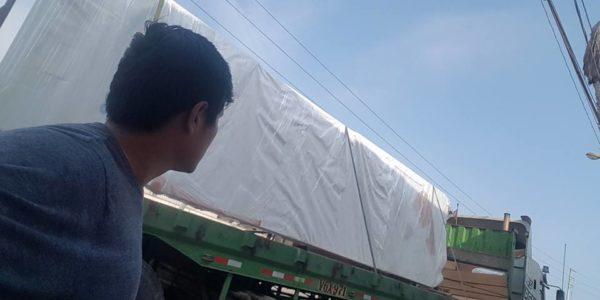 vehiculos y transporte de carga en lima y a nivel nacional carga pesada
