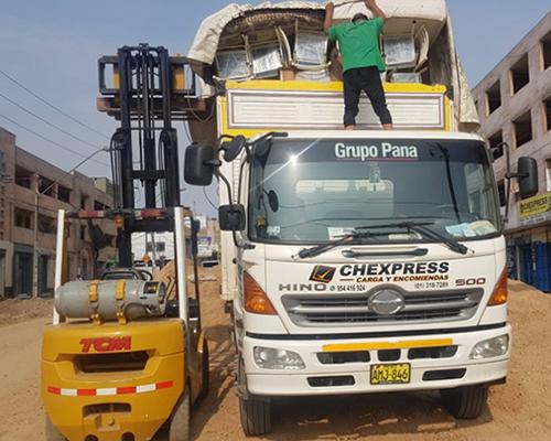 empresa de transporte de carga de lima a satipo
